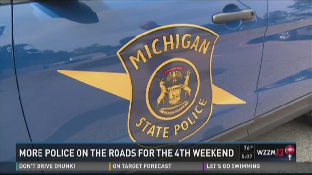 Local, state police out in full force to stop drunk drivers