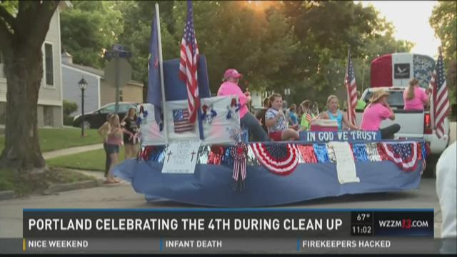 Portland takes break to celebrate 4th of July