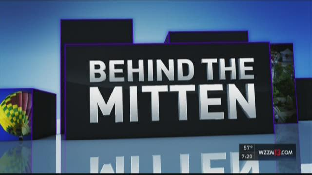 Behind The Mitten
