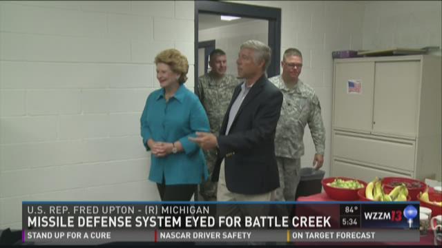 Battle Creek vies to be defense center