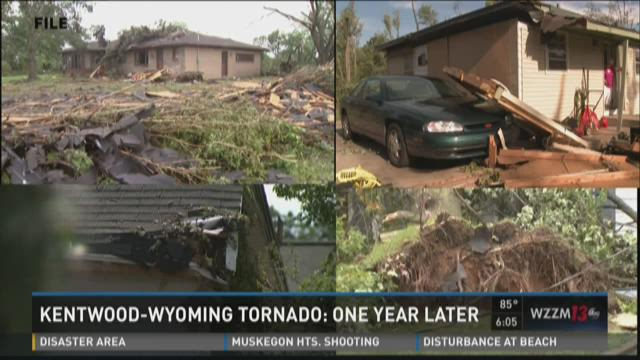 A year after tornado, Kentwood, Wyoming leaders look back