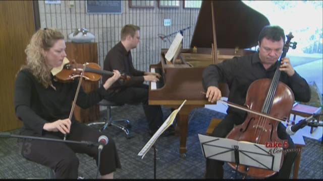 Thoreau Piano Trio