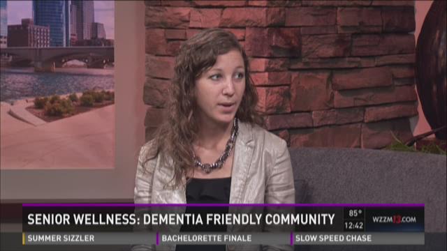 Senior Wellness: Dementia-friendly community