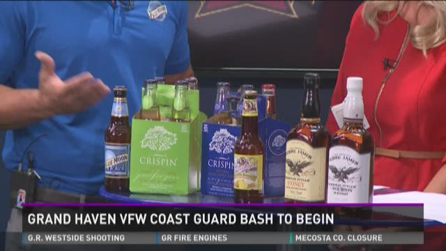 Grand Haven VFW Coast Guard bash to begin