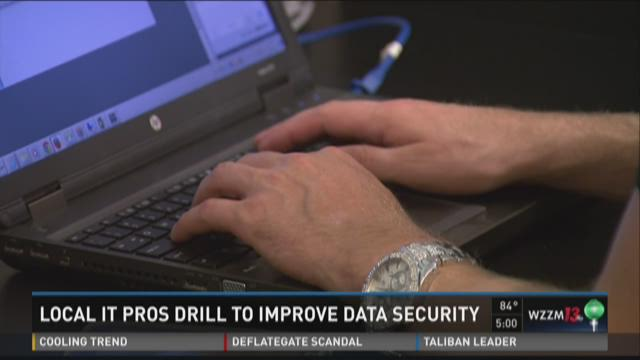 Cybersecurity focus of Grand Rapids competition