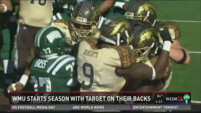 WMU starts season with target on their backs