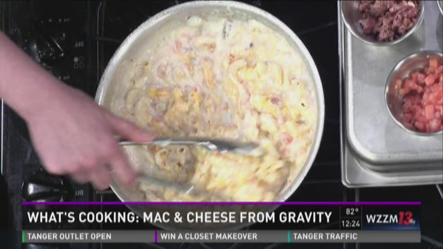 What's cooking: Mac & cheese from Gravity