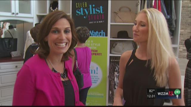 Style makeover giveaways at Tanger Outlets