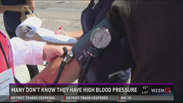Love Your Heart: Know your blood pressure