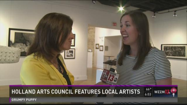 Holland Arts Council Features Local Artists