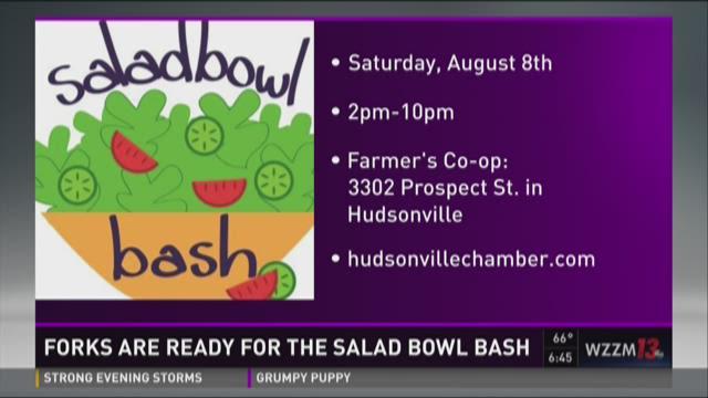 Salad Bowl Bash
