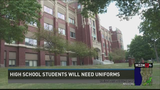 the advantages of requiring public school students to wear uniforms 9 determining pros and cons of school uniforms  dress to wear each morning for school with uniforms,  outside of the school 4 put students at risk to public.