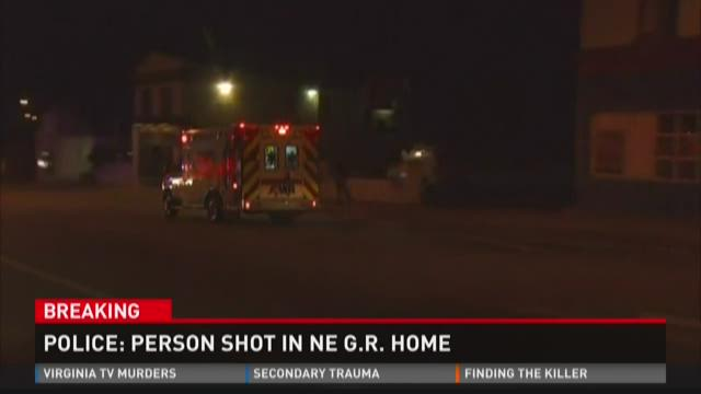 One person injured in Carrier St. shooting