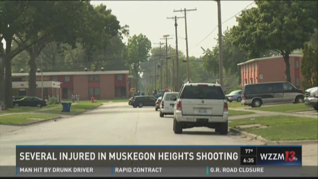 Muskegon Shooting