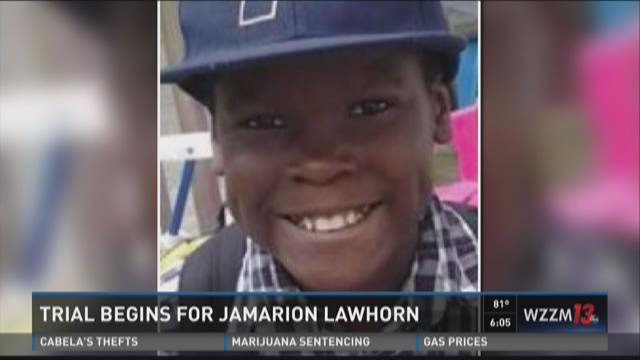 Jury seated in Jamarion Lawhorn murder trial