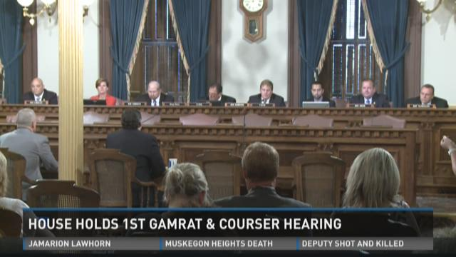 Gamrat wants voters, not panel, to decide her fate
