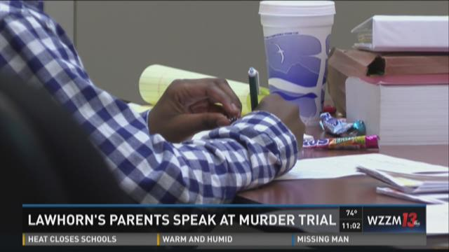 Jamarion Lawhorn trial continues