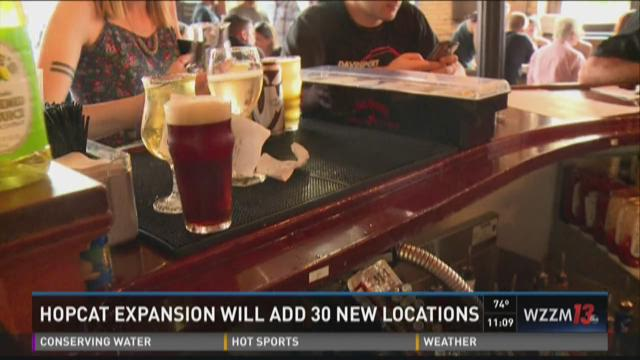 HopCat expanding to 30 locations across Midwest