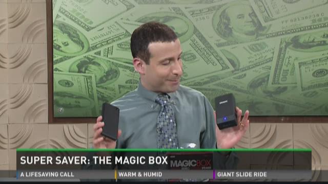 Super Saver: $18 smartphone Magic Box