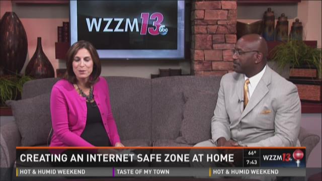 Creating An Internet Safe Zone at Home