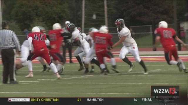 Big Rapids falls to Reed City
