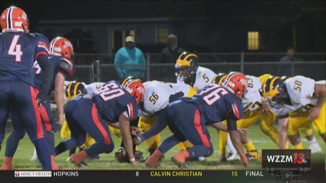 Godwin Heights takes down Kelloggsville