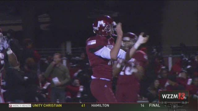 Muskegon blows out Zeeland East