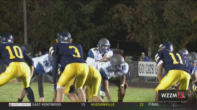 Hudsonville rallies past East Kentwood