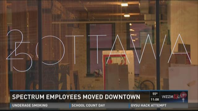 GRBJ: Health system plans to move up to 500 workers downtown