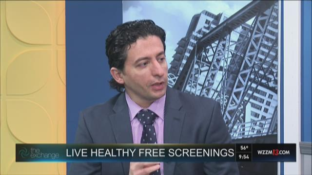 The Exchange: Live Healthy Free Screenings