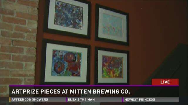 ArtPrize Seven: The Mitten