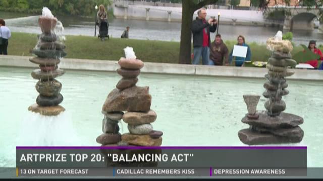 ArtPrize Top 20: Balancing Act