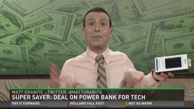 Super Saver: Essential power bank for under $30
