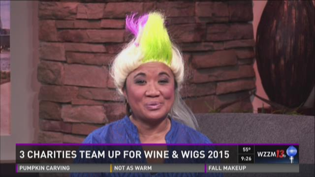 Wine and Wigs 2015