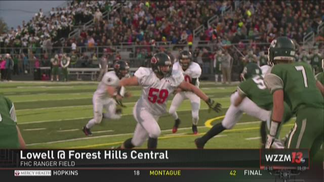 Lowell victorious over FHC