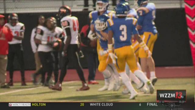 GR Catholic Central rolls over Ottawa Hills