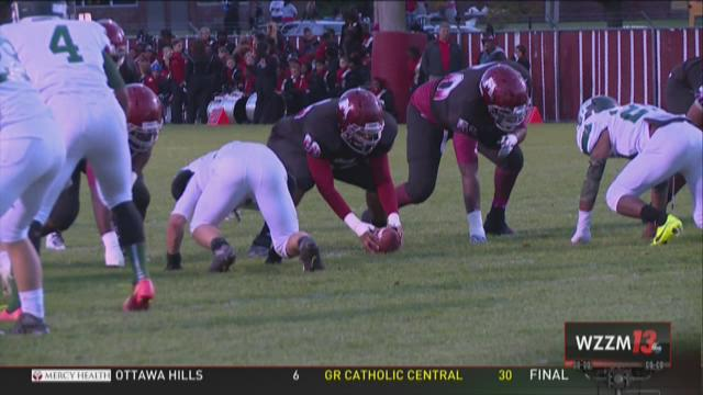 Muskegon defeats Reeths-Puffer