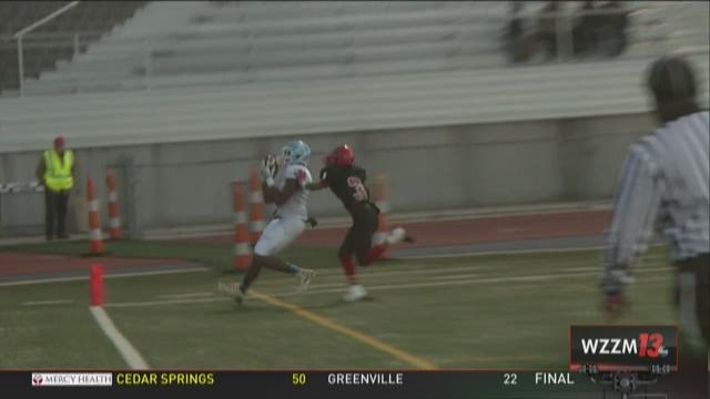 Mona Shores blows past GR Union