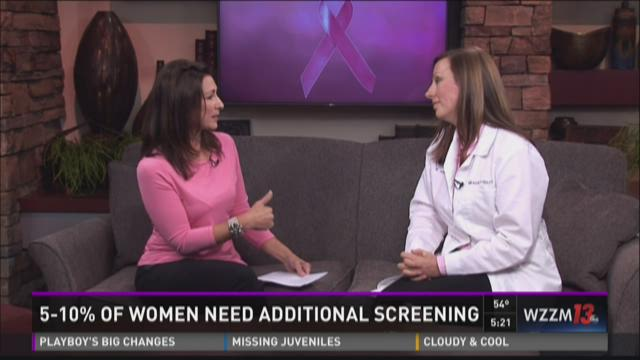 13 Friends For Life: Importance of mammograms