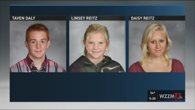Search underway for 3 missing Ionia juveniles