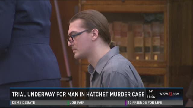 Trial underway for man accused of killing grandfather