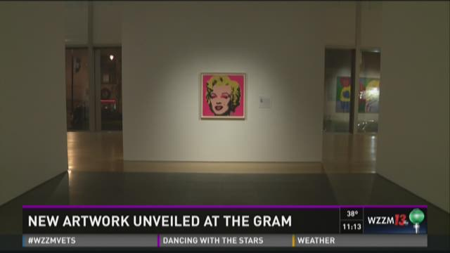 Anonymous donor gives Andy Warhol screenprint to GRAM