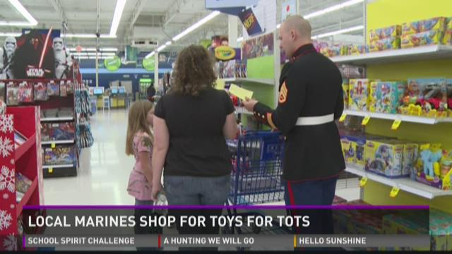Toys For Tots Washington State : Meijer and gr marine corps partner in toys for tots