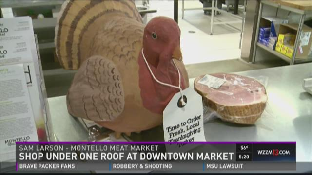 Downtown Market can be your one-stop-shop for Thanksgiving