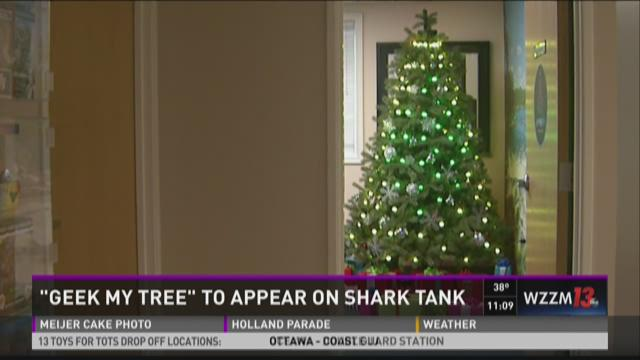 Local Inventoru0027s Holiday Tech On Shark Tank Tonight