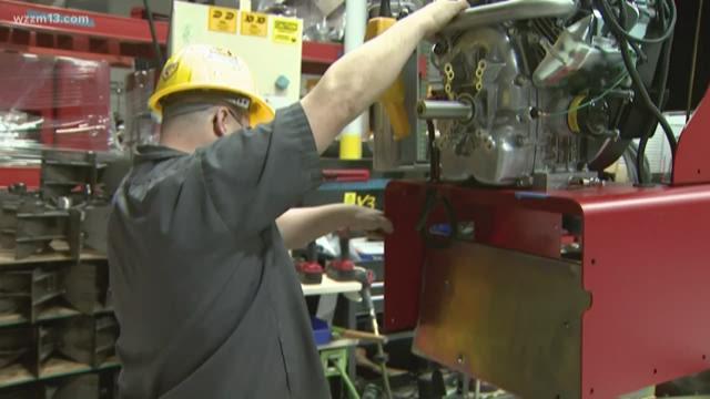 Made in Michigan: Hurricane Power